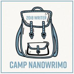 Resultado de imagen de camp nanowrimo abril 2018